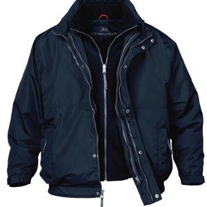 Dark Blue Winter Jacket
